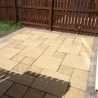 Patio Paving Durham